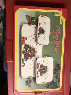 Christmas Trays for Sale in Auburndale, FL