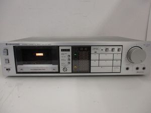 Vintage kenwood stereo cassette deck kx-90r tape player for Sale in Poway, CA