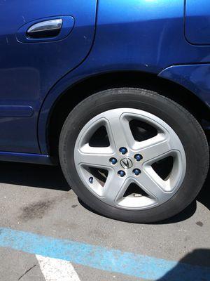 2002-2003 Acura Rim for Sale in Napa, CA