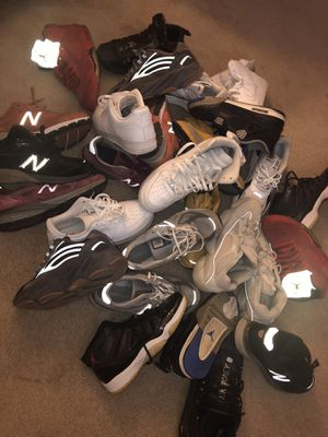Shoes size 10-12 for Sale in Rockville, MD