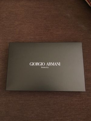 Never used Giorgio Armani beauty bag for Sale in Houston, TX