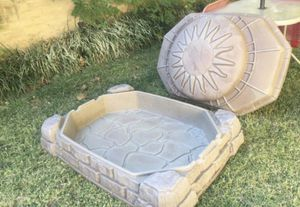 Sandbox for Sale in Fresno, CA
