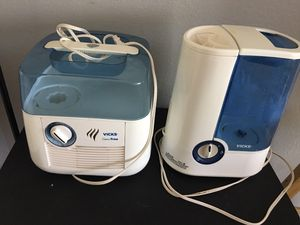 Humidifier warm & cool for Sale in Irving, TX