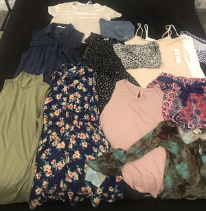 Bag of women's clothing, all Medium size, $5 for all for Sale in Austin, TX