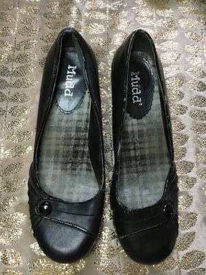 "Black ""Mudd"" Heels for Sale in Joliet, IL"