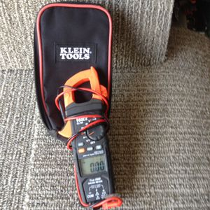 Klein clamp meter for Sale in Columbus, OH