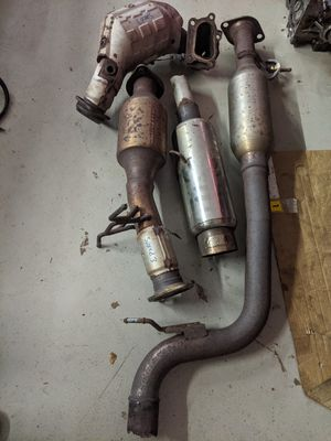 MazdaSpeed 3 Turbo Back Exhaust with DC Sport Tip for Sale in Solebury, PA