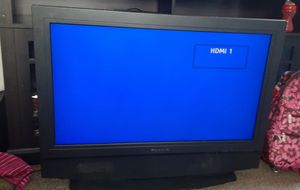 37' Olevia Flat Screen TV for Sale in Wayne, MI