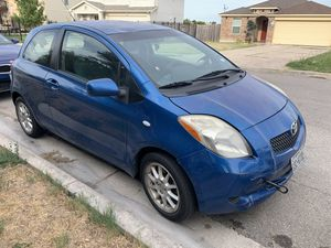 2007 Toyota Yaris for Sale in Del Valle, TX