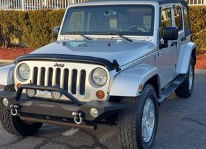 """URGENT""""08 Jeep Wrangler-for sale for Sale in Fresno, CA"""