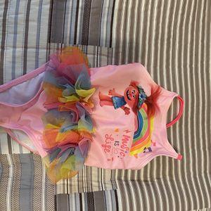 Trolls *Poppy* Swimsuit Size 12mo for Sale in New Orleans, LA