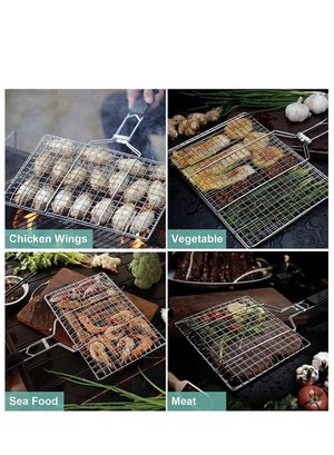 BBQ GRILL BASKET for Sale in Bloomington, CA