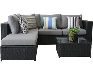 Brand New Patio Seating with Cushions for Sale in Beaumont, CA