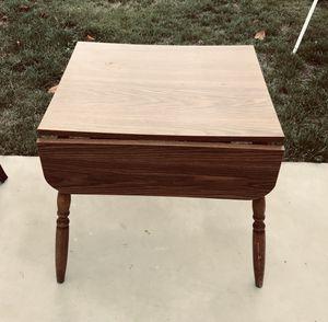 Vintage wood table for Sale in Perris, CA