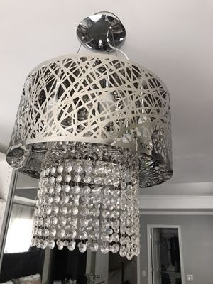 Crystal chandelier for Sale in Triangle, VA