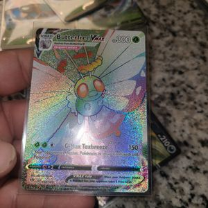Rainbow 🌈 Butteefree Rare Pokemon Card for Sale in Tampa, FL