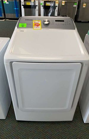 BRAND NEW!! SAMSUNG DVG50R5200W GAS DRYER Q4 for Sale in Chino, CA