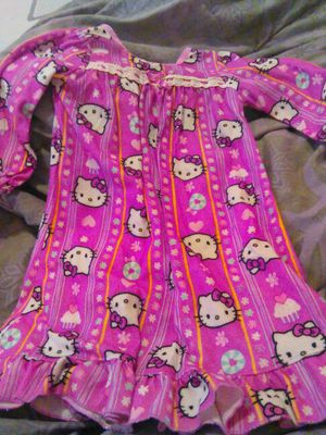 Hello kitty night gown for Sale in Philadelphia, PA