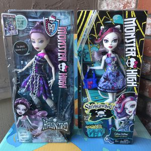 Monster High Dolls for Sale in Fairfield, CA