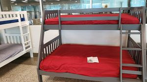 Twin over full bunk bed for Sale in Greensboro, NC