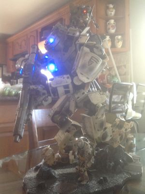 Titanfall collection edition statue for Sale in San Diego, CA