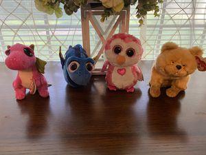 TY Plushies for Sale in Jonesboro, GA