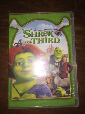 Shrek Movie for Sale in Westminster, CA