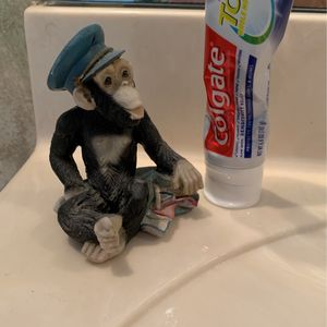 Small Monkey With Hat Statue for Sale in West Palm Beach, FL