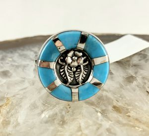 Turquoise Ring In Sterling Silver for Sale in Thornton, CO