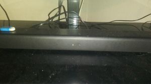 Insignia 2.1 channel 80 w subwoofer and soundbar for Sale in Kansas City, MO