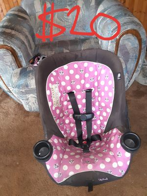 Minnie mouse carseat good condition for Sale in Saint Thomas, PA