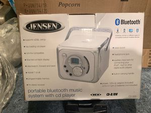 Jensen bluetooth for Sale in Cleveland, OH