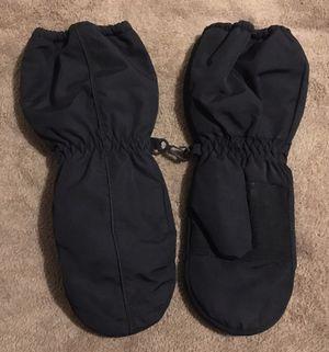 Lands End Kids black mittens for Sale in Tampa, FL