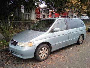 Honda Odyssey minivan - drives great! for Sale in Portland, OR