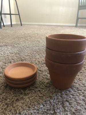 Flower pots for Sale in Las Vegas, NV