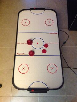 Air hockey table excellent condition like new for Sale in Queens,  NY