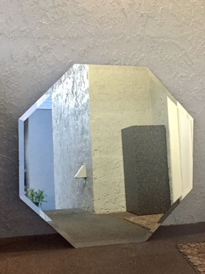 Large Octagon Shaped Wall Mirror (If Posted, Still Available) for Sale in Orlando, FL