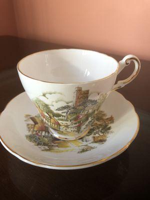 Vintage Regency Tea Cup and Saucer for Sale in Centreville, VA