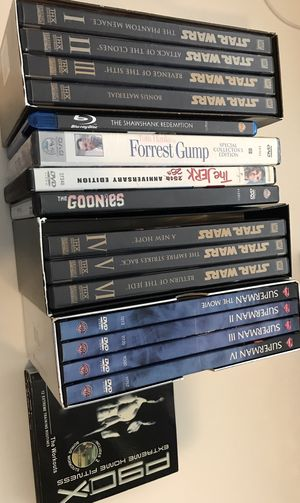 Various DVDs and Blu Ray discs for Sale in Atlanta, GA