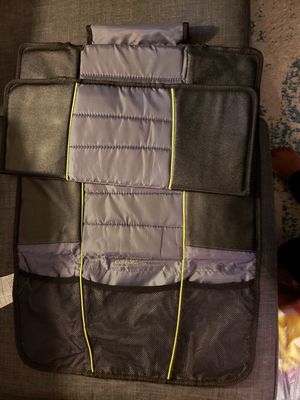 Eddie Bauer car seat protector $3 / goes under chid car seat for Sale in Monroe Township, NJ