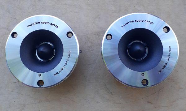 NEW! 1 inch pro audio tweeters 300W