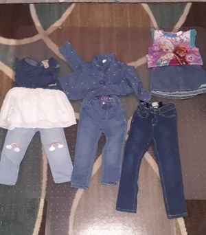 Ropa para Niña 5t y 4t y zapatos para niñas for Sale in UNIVERSITY PA, MD