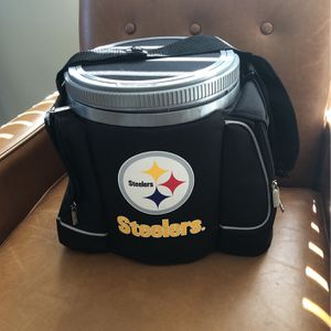 Steelers Cooler/ Seat for Sale in San Diego, CA