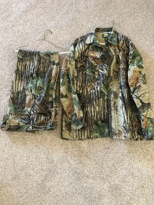 Camo shirt & pants for Sale in Orland Park, IL