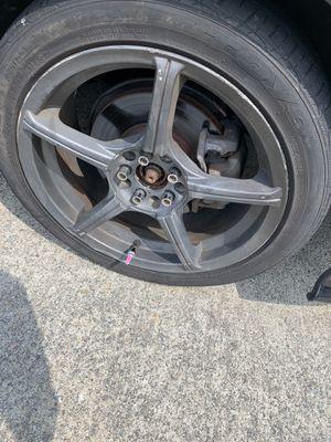 4 black Toyota celica rims for Sale in Lawrenceville, GA