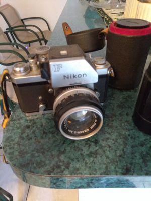 Vintage Nikon camera for Sale in Hollywood, FL