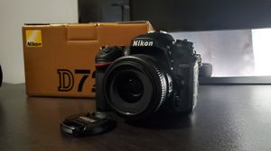 Nikon D7200 and Lenses for Sale in Kissimmee, FL