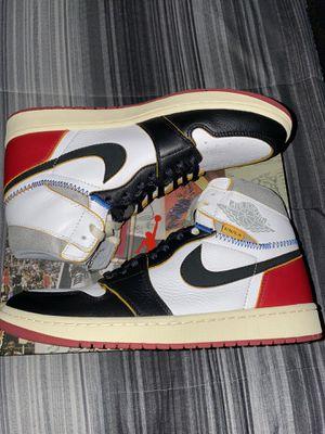 Jordan 1 UN/LA Black Toe for Sale in Philadelphia, PA