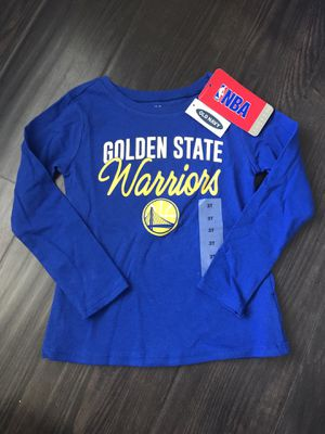 Warriors Toddler Shirt for Sale in Belmont, CA