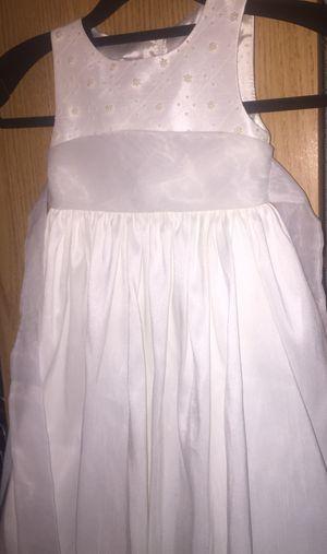 Brand (Cinderella ) white flower girl dress for Sale in Glendale, AZ